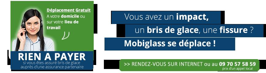 MOBIGLASS, Mobiglass, réparation pare-brise